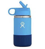 Hydro Flask 12 oz Kids Wide Mouth - Wasserflasche, Light Blue