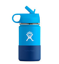 Hydro Flask 12oz Kids Wide Mouth (0,355 L) - Trinkflasche/Thermos, Blue