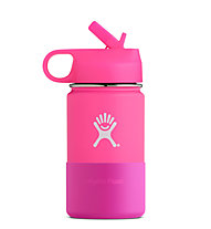Hydro Flask 12oz Kids Wide Mouth (0,355 L) - Trinkflasche/Thermos, Pink