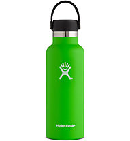 Hydro Flask Standard Mouth 0,532 L - Trinkflasche, Green