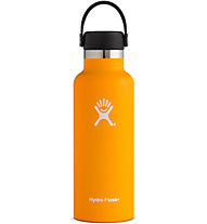 Hydro Flask Standard Mouth 0,532 L - Trinkflasche, Orange
