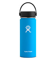 Hydro Flask 18oz Wide Mouth (0,532L) - Trinkflasche/Thermos, Blue