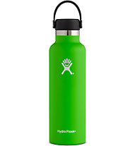 Hydro Flask Standard Mouth 0,621 L - Trinkflasche, Green