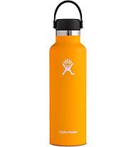 Hydro Flask Standard Mouth 0,621 L - Trinkflasche, Orange