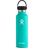 Hydro Flask Standard Mouth 0,621 L - Trinkflasche, Turquoise