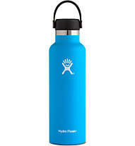Hydro Flask Standard Mouth 0,621 L - borraccia, Blue