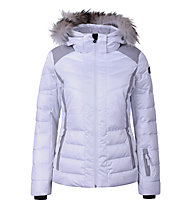Icepeak Cindy - Skijacke - Damen, White/Grey