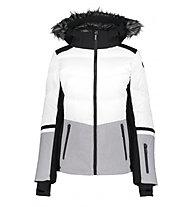 Icepeak Electra - Skijacke - Damen, White/Black