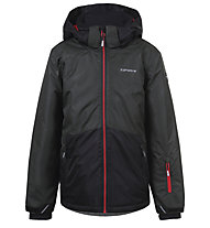 Icepeak Hale Jr - giacca da sci - bambino, Black