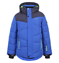 Icepeak Helios - Skijacke - Kinder, Light Blue/Green