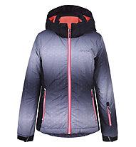 Icepeak Hermia - Skijacke mit Kapuze - Mädchen, Black/Orange