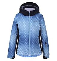 Icepeak Hermia - Skijacke mit Kapuze - Mädchen, Light Blue