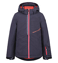 Icepeak Heta - Skijacke - Kinder, Grey/Orange