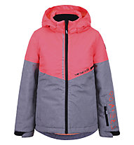 Icepeak Heta - Skijacke - Kinder, Orange/Grey