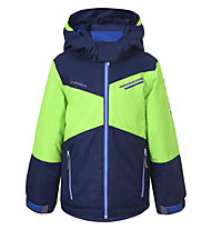 Icepeak Jamie - giacca da sci - bambino, Blue/Green