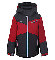Icepeak Jamie - Skijacke - Kinder, Red/Grey