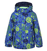 Icepeak Jaxe - giacca da sci - bambino, Light Blue/Green