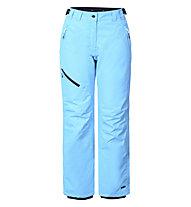 Icepeak Josie - pantaloni da sci - donna, Light Blue