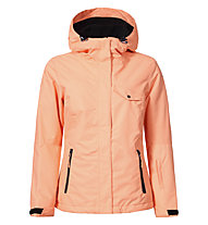Icepeak Kaisa - Skijacke - Damen, Orange
