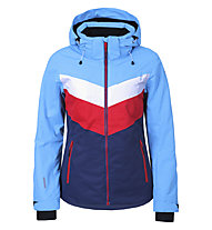 Icepeak Kate - Skijacke - Damen, Light Blue/Blue
