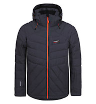 Icepeak Kelson - Skijacke - Herren, Grey/Orange
