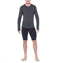 Icebreaker Bodyfitzone 200 Zone - calzamaglia corta - uomo, Black