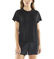 Icebreaker Cool-Lite™ Kinetica Crewe - T-Shirt - Damen, Black