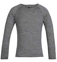 Icebreaker K Merino 200 Oasis - Funktionsshirt - Kinder, Grey