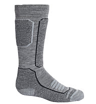Icebreaker K Ski + Medium Over the Calf - Socken - Kinder, Grey