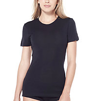 Icebreaker Merino 175 Everyday - maglietta tecnica - donna, Black