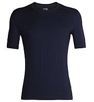 Icebreaker Merino 200 Oasis - Funktionsshirt Kurzarm - Herren, Blue