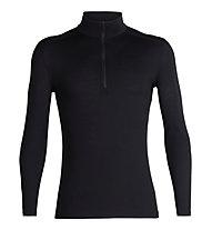 Icebreaker Merino 200 Oasis - maglietta tecnica - uomo, Black