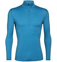Icebreaker Merino 200 Oasis - maglietta tecnica - uomo, Light Blue