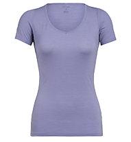 Icebreaker Siren Sweetheart - T-shirt - donna, Violet