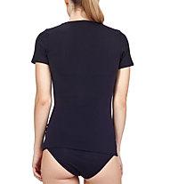 Icebreaker Siren Sweetheart - T-shirt - donna, Black