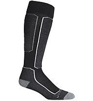Icebreaker Ski+ Light OTC - calze da sci - uomo, Black