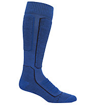 Icebreaker Ski+ Medium OTC - calze da sci - uomo, Light Blue