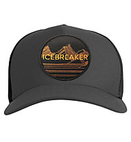 Icebreaker Cool-Lite Merino Graphic - Mütze, Grey