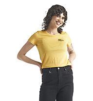 Icebreaker W Tech Lite SS Low Crewe - T-Shirt - Damen, Yellow