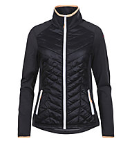Icepeak Biana - Midlayer - Damen, Black/Orange