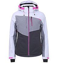 Icepeak Calion - giacca da sci - donna, Grey/White