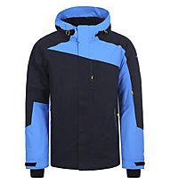Icepeak Carson - giacca da sci - uomo, Blue/Black