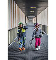 Icepeak Carter - Skihose - Kinder, Blue/Green