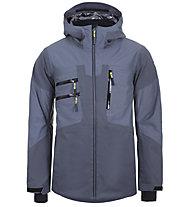 Icepeak Cascade - giacca da sci - uomo, Grey