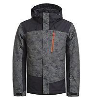 Icepeak Casco - Skijacke - Herren, Grey/Black