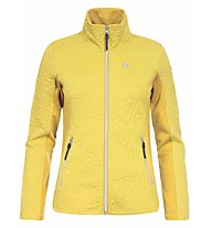 Icepeak Cher Fleecejacke, Yellow
