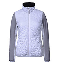 Icepeak Connie - giacca in pile - donna, White/Grey