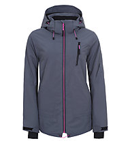 Icepeak Corinth - giacca da sci - donna, Grey