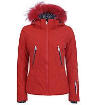 Icepeak Eden - Skijacke - Damen, Red