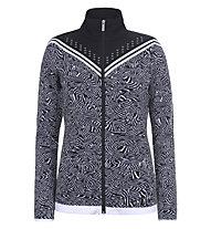Icepeak Emelle - giacca in pile - donna, Black/White